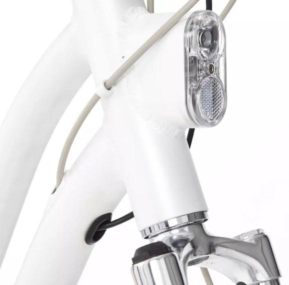 Elops 920 E VAE vélo électrique de ville DECATHLON suspension