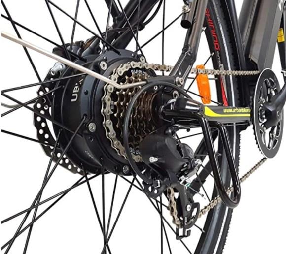 URBANBIKE VIENA VTC Trekking électrique roue arrière