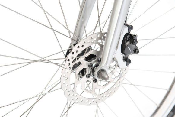 WATT Brooklyn vélo électrique urbain freins