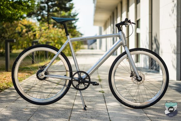 WATT Brooklyn vélo électrique urbain présentation