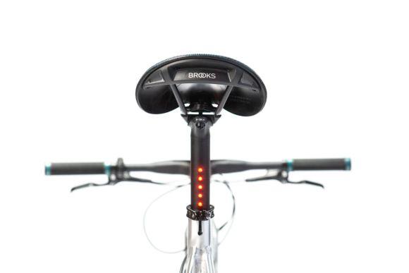WATT Brooklyn vélo électrique urbain vue arrière