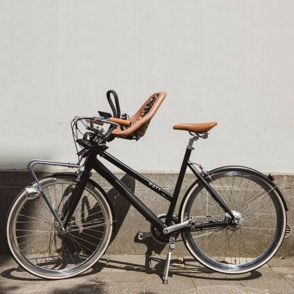 WATT Montreal vélo électrique léger porte bagage