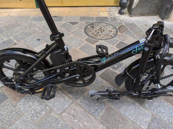 FIIDO D3S vélo pliant photo 8