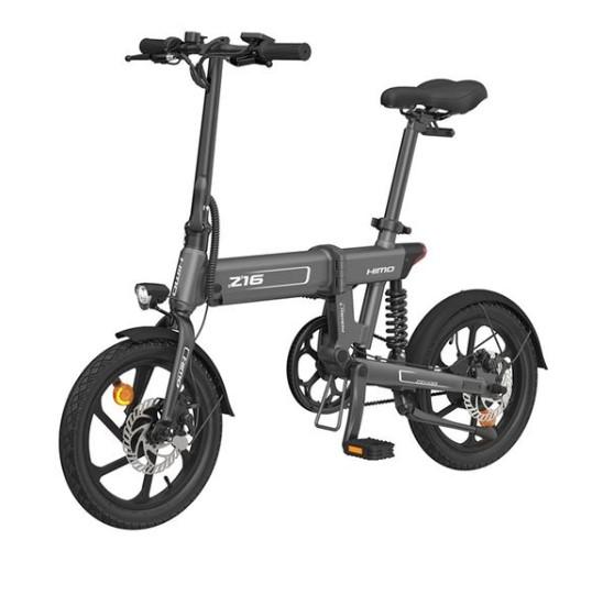 HIMO Z16 vélo pliant profil