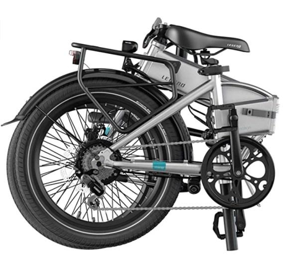 LEGEND BIKES Monza vélo électrique pliant photo 1