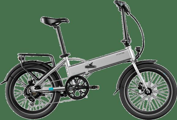 LEGEND BIKES Monza vélo électrique pliant photo 14