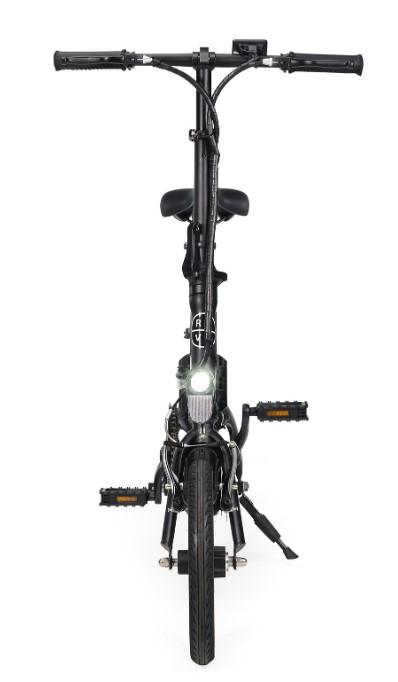 Revoe vélo electrique pliant face