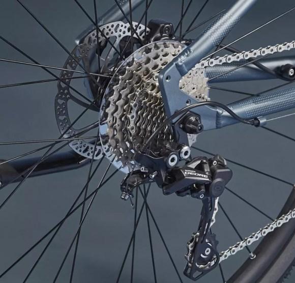 Vélo electrique Decathlon Riverside 540 E photo 11