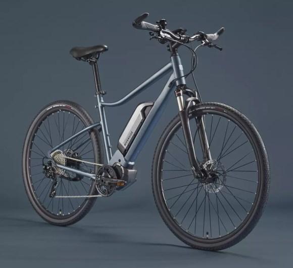 Vélo electrique Decathlon Riverside 540 E photo 2