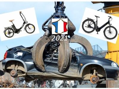 prime a la conversion 2021 Vélo assistance électrique photo 2