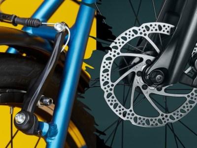 Freins vélo électrique photo intro quel est le meilleur