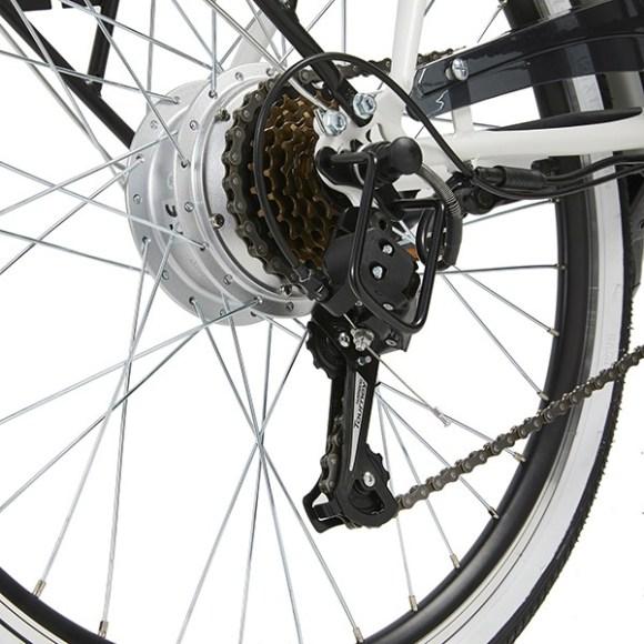 WAYSCAL EVERYWAY E100 vélo de ville moins cher photo 4