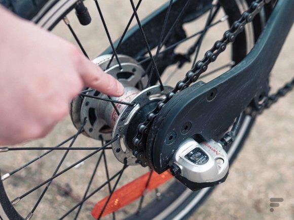 Xiaomi Mi Smart vélo électrique freins ok