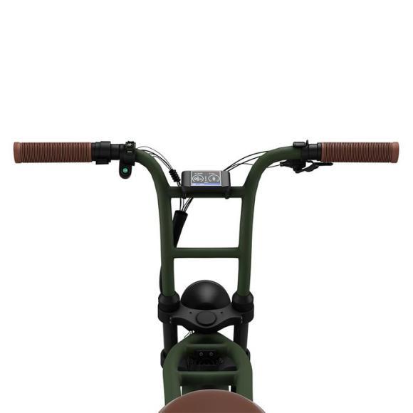 FATBIKE électrique vélo GARRETT MILLER X photo 10