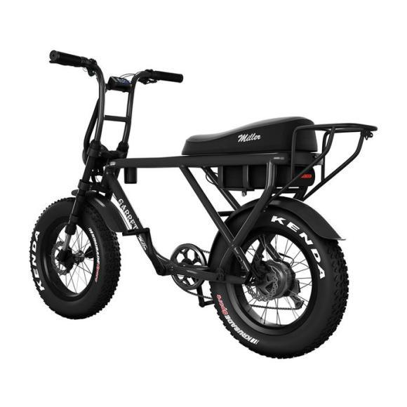 FAT BIKE électrique vélo GARRETT MILLER X photo 2