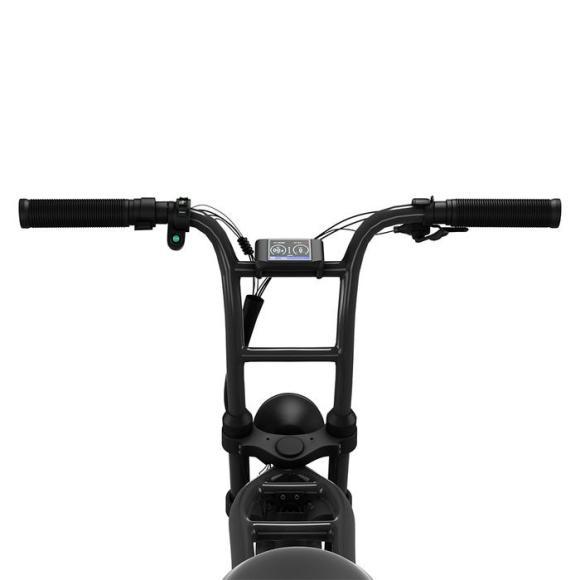 FATBIKE électrique vélo GARRETT MILLER X photo 3