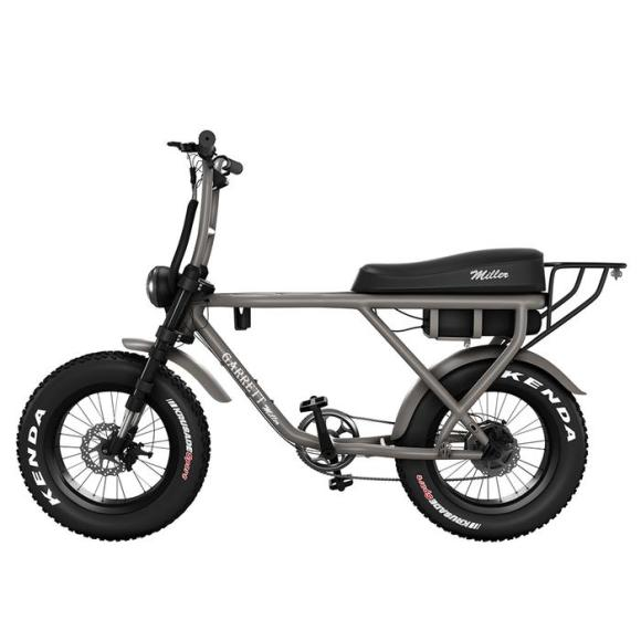 FATBIKE électrique vélo GARRETT MILLER X photo 5