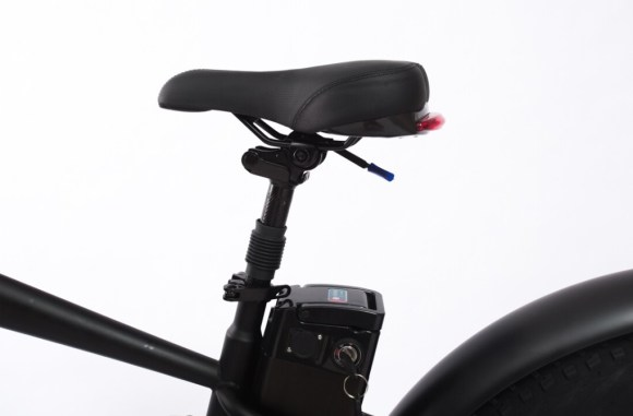 Vélo électrique Ion FAT 26 FATBIKE photo 6