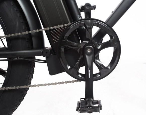 Vélo électrique Ion FAT 26 FATBIKE photo 8