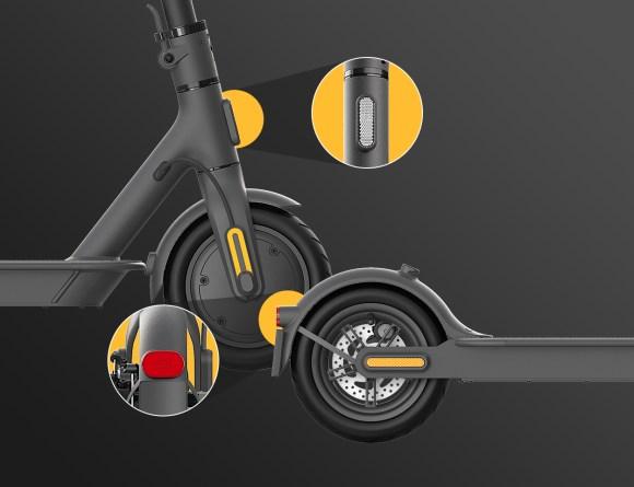Mi Electric Scooter 1S Trottinette Electrique XIAOMI photo 9