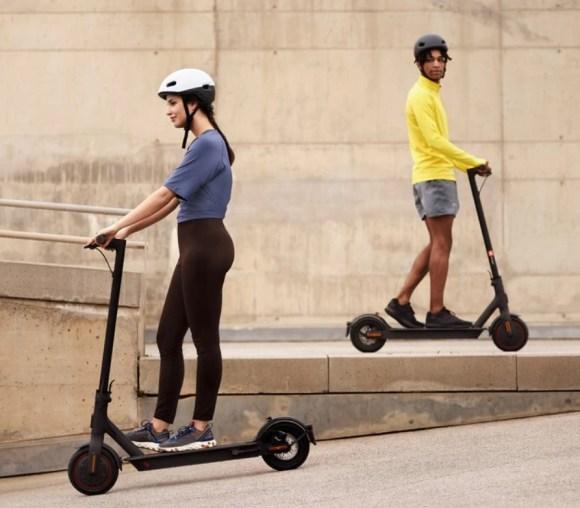 Mi Electric Scooter PRO 2 trottinette électrique XIAOMI photo 2