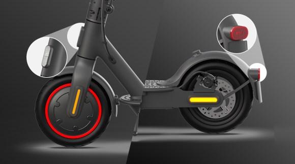 Mi Electric Scooter PRO 2 trottinette électrique XIAOMI photo 8