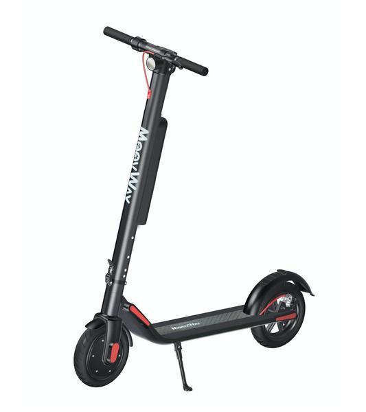 Trottinette MOOVWAY Flexwheel 1