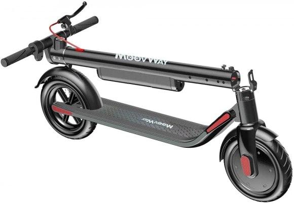 Trottinette MOOVWAY Flexwheel 3