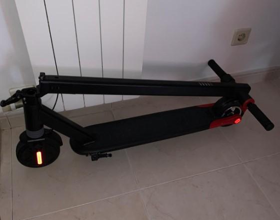 Trottinette électrique ZWHEEL S3 photo 6