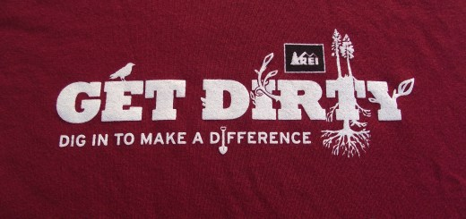 REI Get Dirty Tshirt