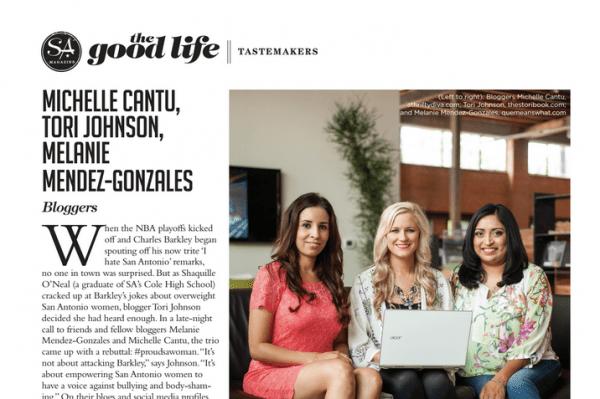 Proud SA Woman in SA Magazine