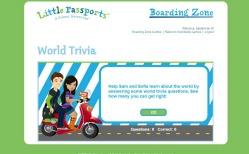 World Trivia Little Passports