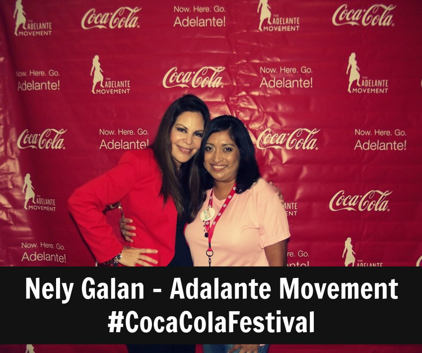 Nely Galan People en Espanol Festival