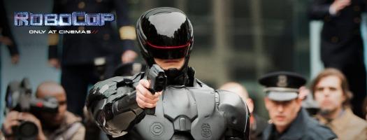 RoboCop 2014 Movie Ticket Giveaway