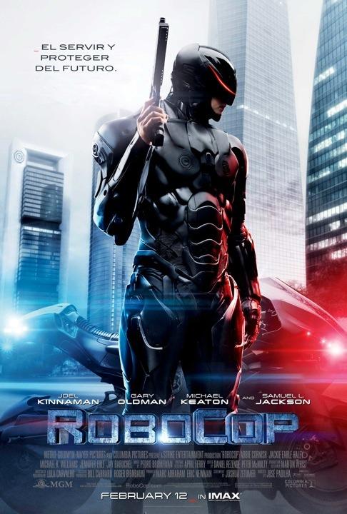 Robocop Movie Poster