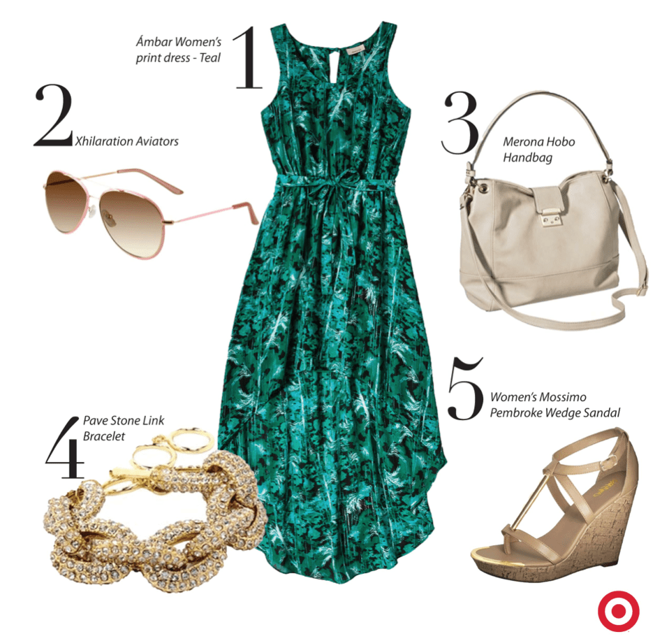 Target Ambar Feminine Bold Prints Que Means What