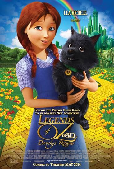 Legends of Oz Leah Michele QueMeansWhat