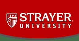 Strayer logo
