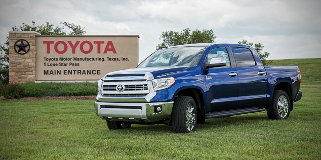 Toyota Motor Manufacturing Texas - San Antonio