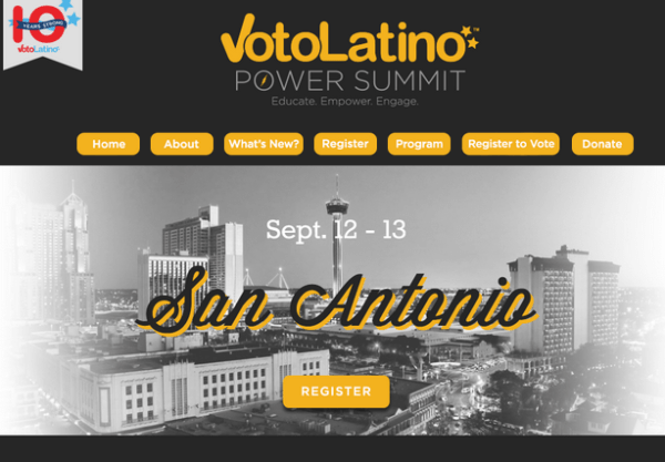 Voto Latino San Antonio Summit