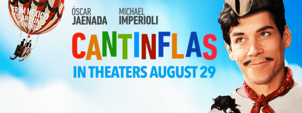 cantinflas in theaters aug 29th