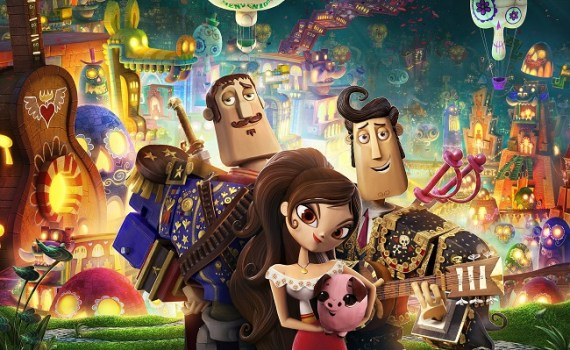 THE BOOK OF LIFE Movie Review