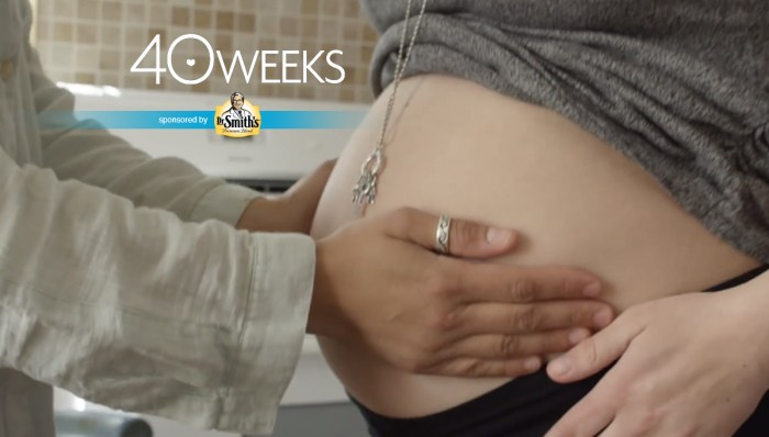 40 Weeks Documentary Sponsored by Dr. Smith's