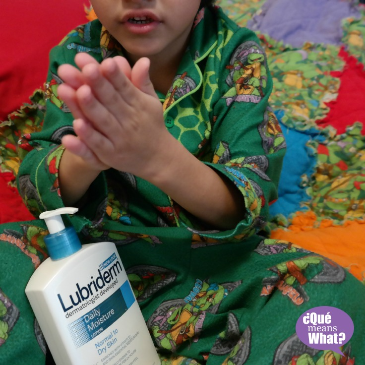 Create a Bedtime Routine to Take Care of Familia QueMeansWhat.com