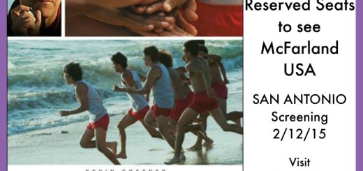 McFarland USA Movie Ticket Giveaway QueMeansWhat