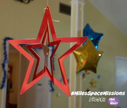 Hang Stars Everywhere to Create Your Own Outer-Space Indoors - QueMeansWhat.com