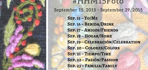 Hispanic Heritage Month HHM15foto Challenge