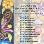 15 Days of Hispanic Heritage Photo Challenge