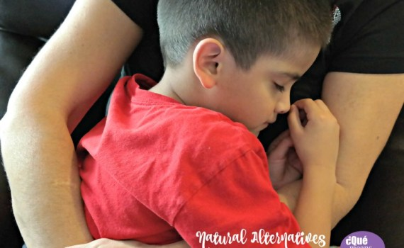 Natural Alternative to Healing Our Kids on QueMeansWhat.com