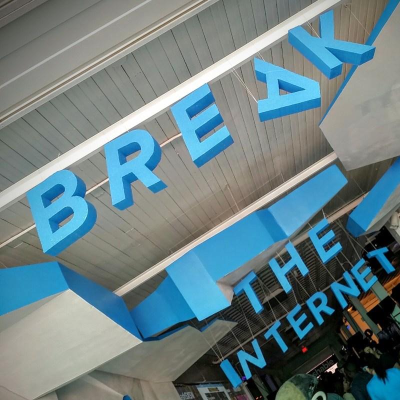 SXSW Interactive Break the Internet
